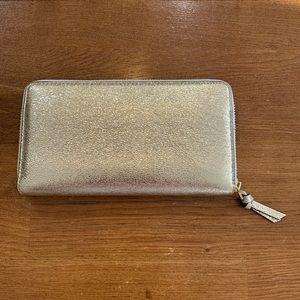 Tory Burch Bags - Tory Burch Robinson Zip Wallet